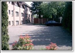 Hotel - Parkplatz